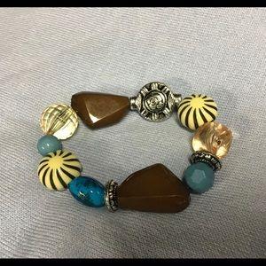 Boho bracelet new never worn
